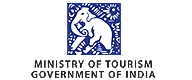 Ministry of Tourism & Culture, Government of India Logo