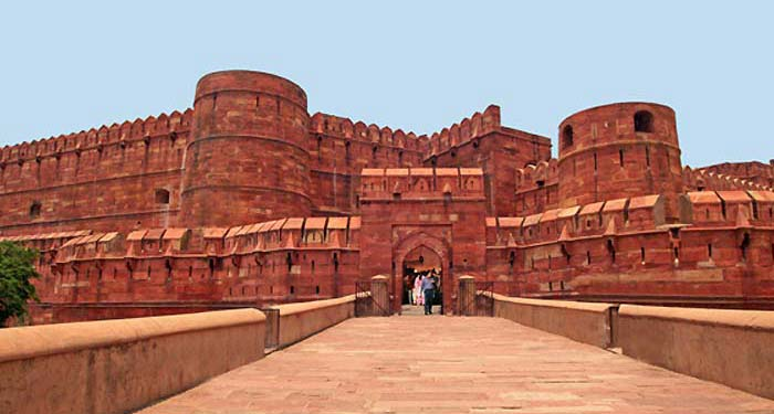Agra Fort History