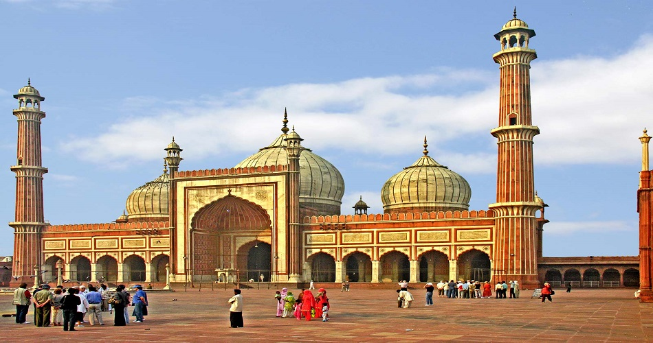 4 Nights 5 Days Golden Triangle Tour