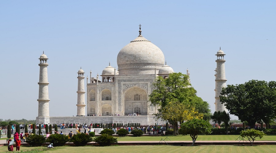 Taj Mahal Tour with Heritage Walk