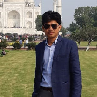Danish Nawaz, Taj Mahal Tour Guide